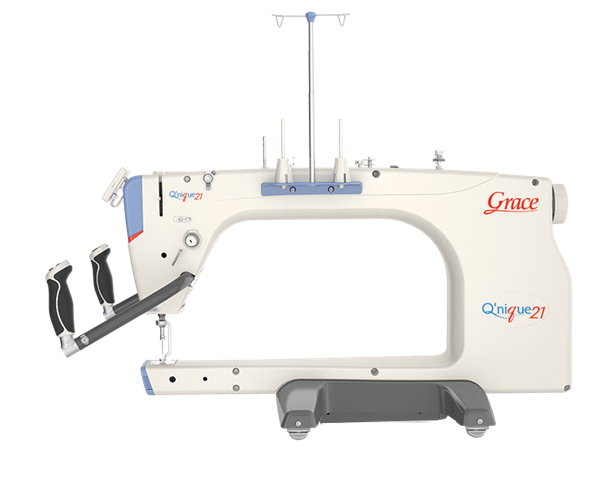 Image de La machine à quilter Qnique 21 > offerte special 06-2020 - reduction 1.000 Euro