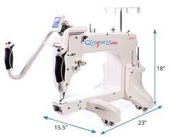 Picture of Quilting machine Qnique 15 Pro